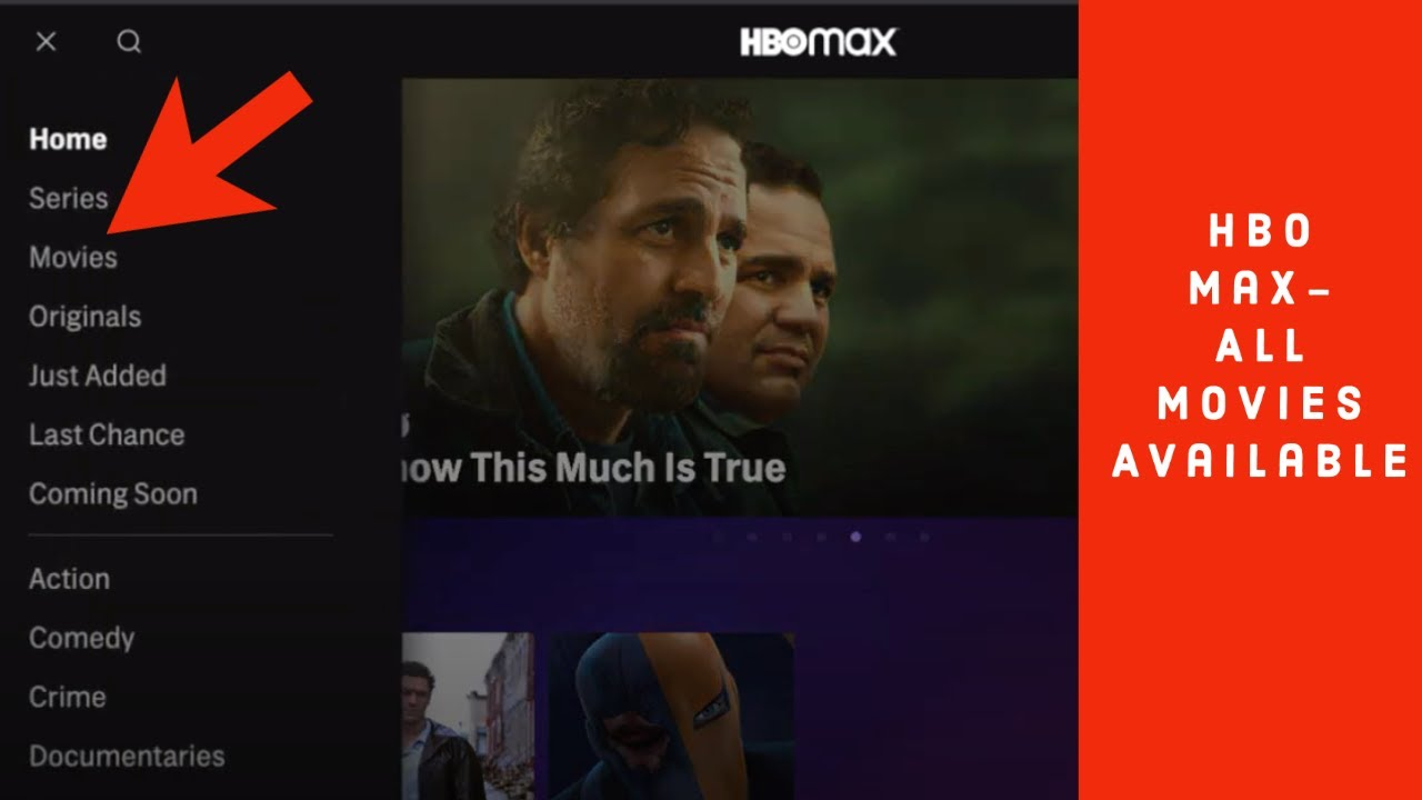 HBO Max- All Movies Available 2020 - YouTube