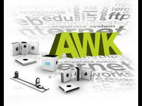 AWK Command : Session 3 : Select columns from CSV file