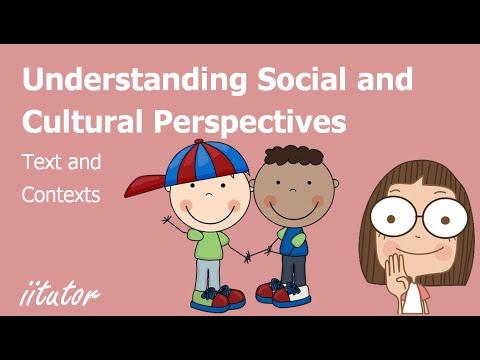 √ Understanding Cultural Perspectives | iitutor