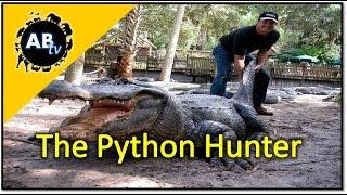 The Python Hunter : AnimalBytesTV