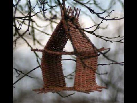 ♻ Как сделать кормушку для птиц ♻