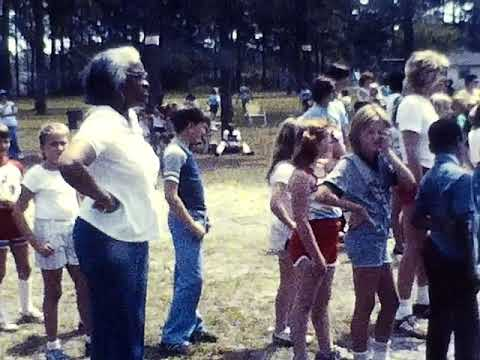 Normandy Village Elementary School Play Day 1982