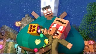 Herobrine life - Minecraft Top 5 Life Animations