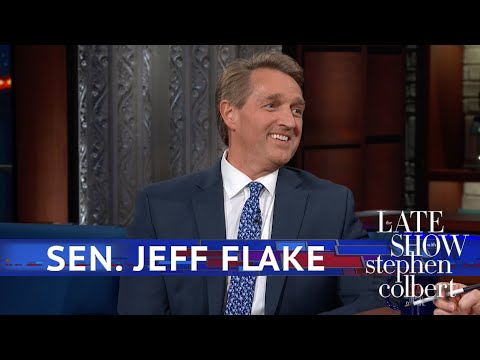 Sen. Jeff Flake: ISIS Isn't Defeated Yet