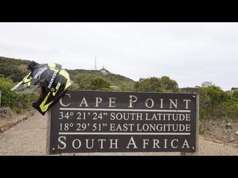 Afrique du sud à motos 2e partie