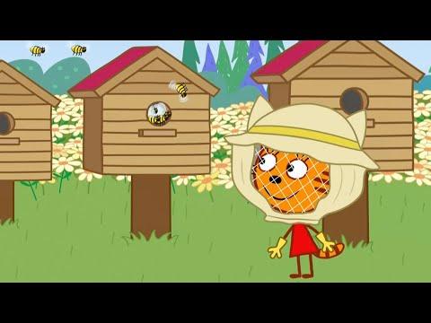 Три кота | Откуда берется мёд | Серия 133 | Мультфильмы для детей
