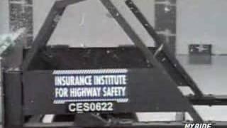 Crash Test: 2007 Toyota Camry