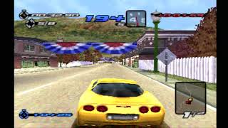 Need For Speed 3 Hot Pursuit | Hometown | Hot Pursuit Race 261