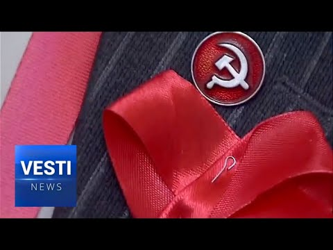 Meeting of World Communists Celebrates 100th Anniversary of October Revolution in St. Petersburg