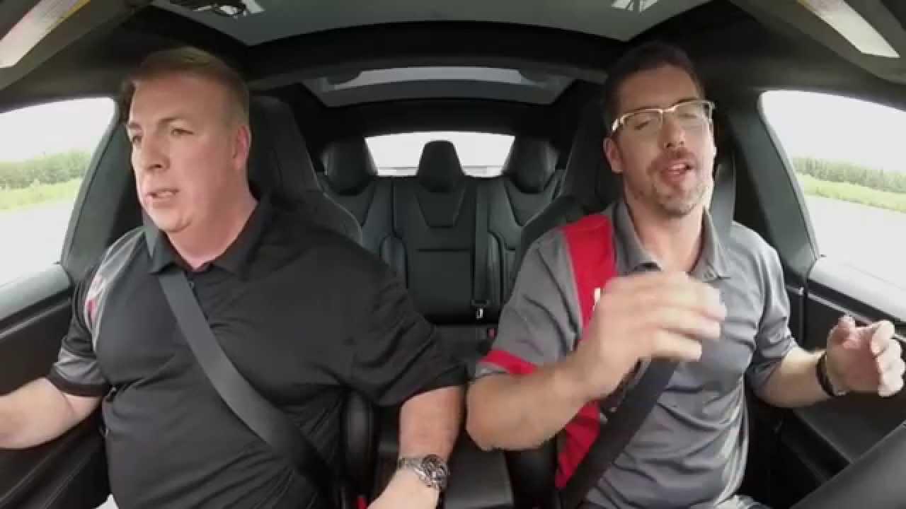RPM Tesla essai
