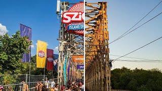 La pandemia impide la celebración del festival Sziget
