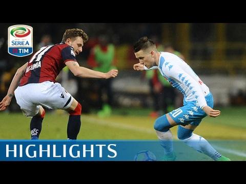 Bologna - Napoli 1-7 - Highlights - Giornata 23 - Serie A TIM 2016/17
