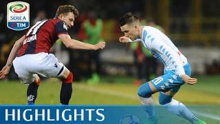 Bologna - Napoli 1-7 - Highlights - Giornata 23 - Serie A TIM 2016/17 streaming