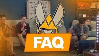 FAQ - JBZZ DONNE SON AVIS SUR LA TEAM VITALITY