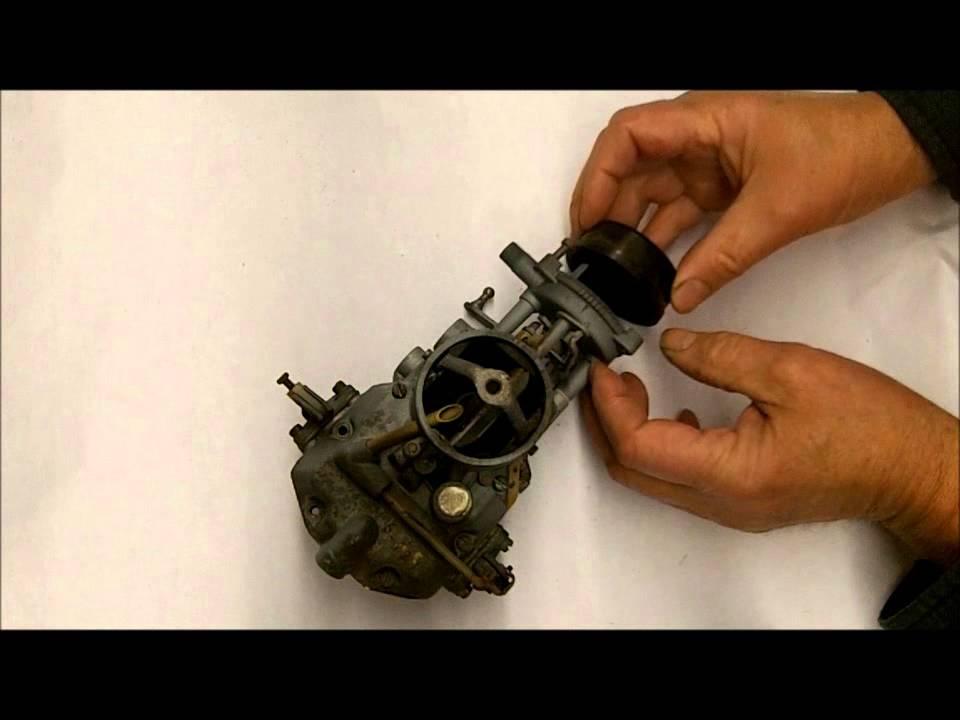 Autolite 1100 1 Barrel Automatic Choke Operation