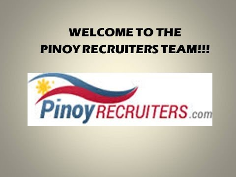 Orientation & Training   Pinoy Recruiters