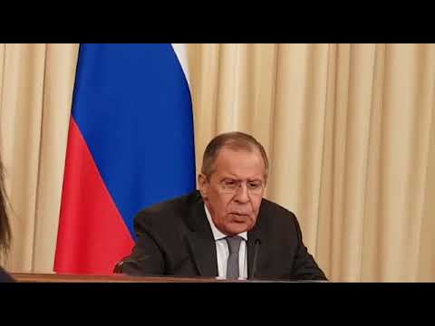 Russian Foreign Minister Sergei lavrov about Pakistan
