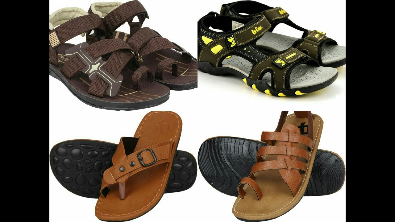 Men's Casual Wear Sandals And Floaters