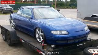 1992 Mazda MX-6