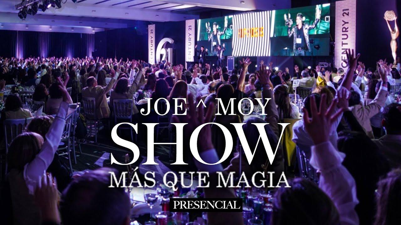 Joe & Moy | Show Corporativo | Experiencia de magia