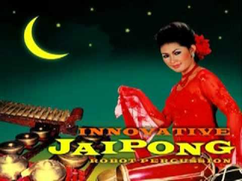Jaipong - Mojang Priangan - Robot Percussion