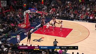 Final minutes cleveland cavaliers vs washington wizards 02/21/20 smart highlights.please subscribe to support the channel.disclaimer - all clips property of ...