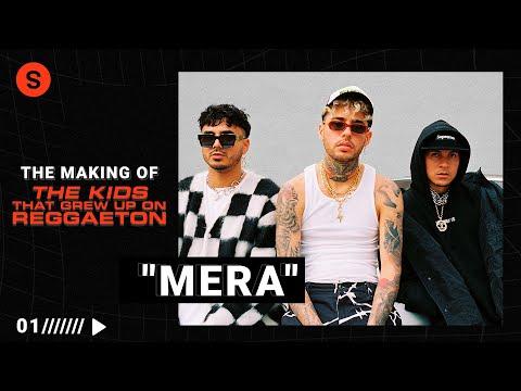 "The making of ""MERA"" con Tainy: un track de su EP 'The Kids that Grew Up on Reggaeton'"