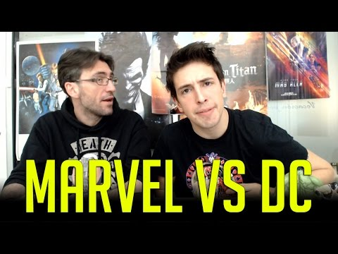 MARVEL (KEVIN FEIGE) VS DC COMICS (ZACK SNYDER)