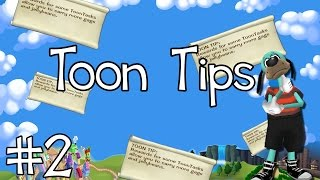 Toon Tips #2: EASY BEANS, LEVEL 12s AND MORE!! (Toontown Rewritten)