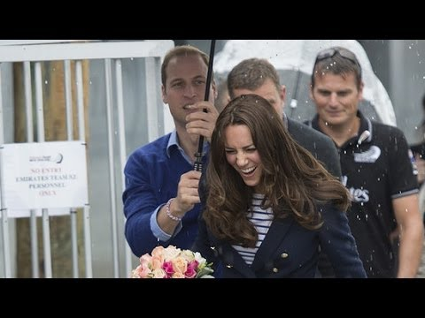 5 Facts We Learned About Kate Middleton and Prince William in New Zealand