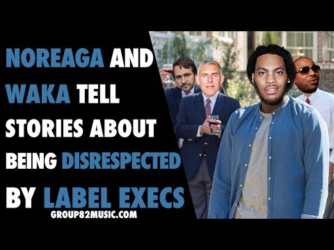 Noreaga and Waka Tell Stories About Being Disrespected By Label Execs