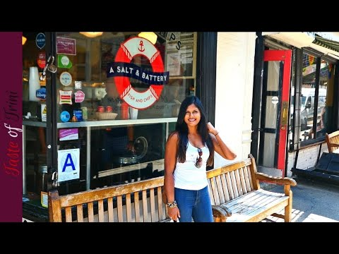 Fish 'n' Chips In NYC | A Salt & Battery