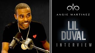"Lil Duval Talks ""Smile B---h"", Hurting Feelings & Not Being Scared of 50 Cent"