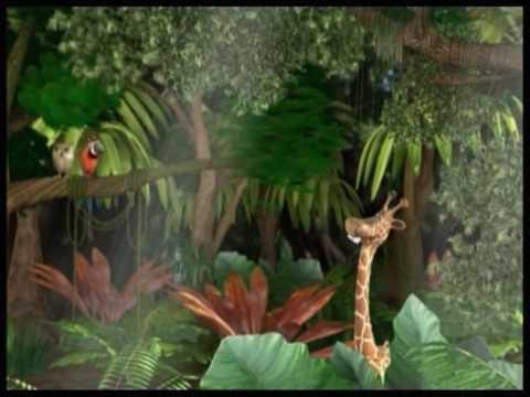 Bebe Lilly W Dżungli