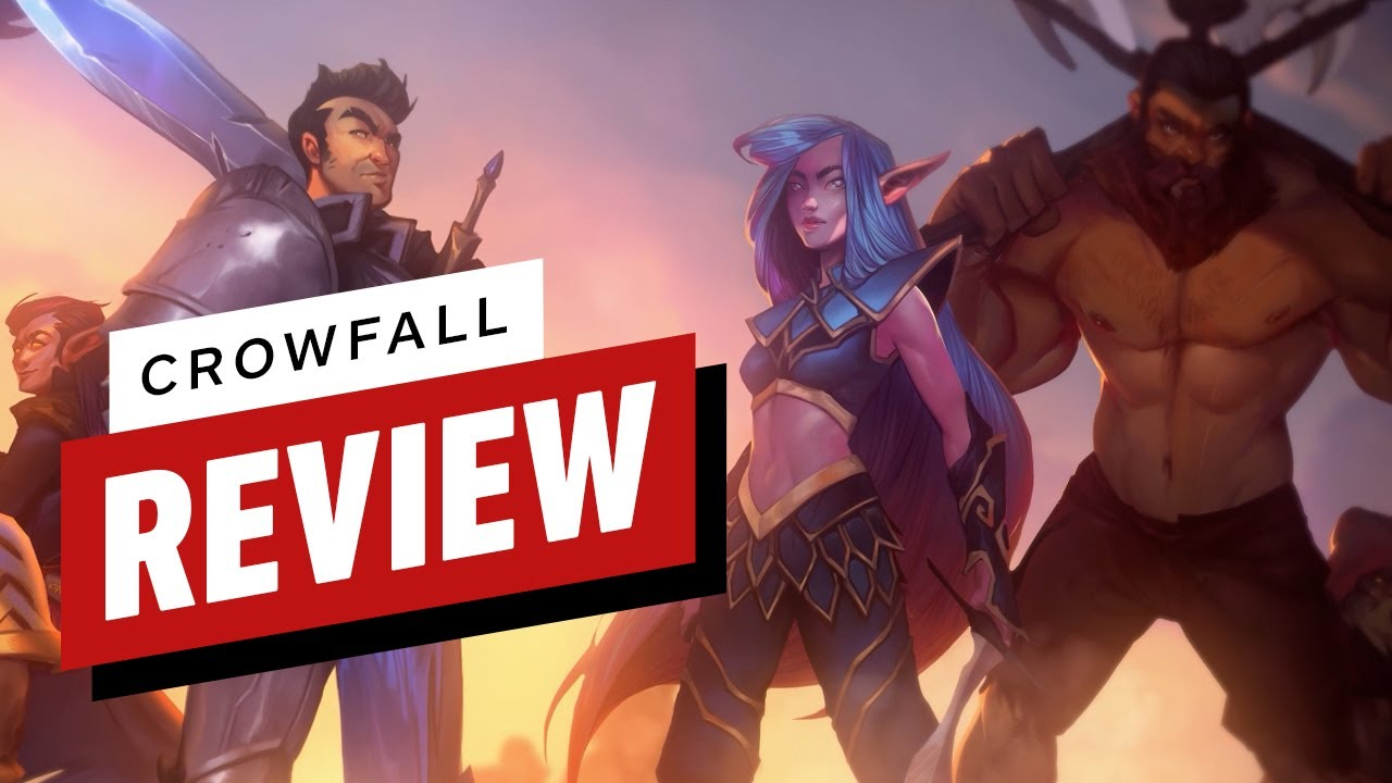Crowfall Review (Video Game Video Review)