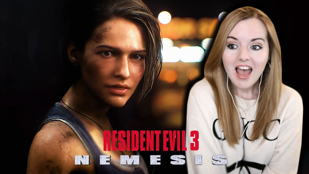 They Ruined Carlos Resident Evil 3 Remake Trailer Reaction