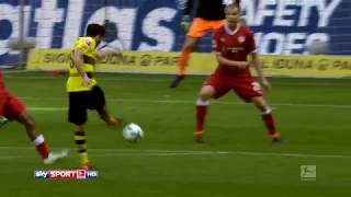 Bundesliga - 30/04/2018: borrusia dortmund vs leverkusen - sky sport [hd]
