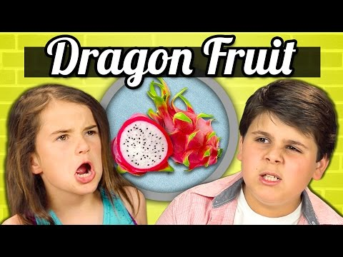 Thumbnail: KIDS vs. FOOD - DRAGON FRUIT