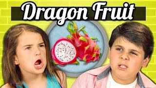 KIDS vs. FOOD - DRAGON FRUIT