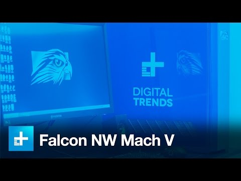 Falcon Northwest Mach V Live Review - Close To The Metal Episode 3