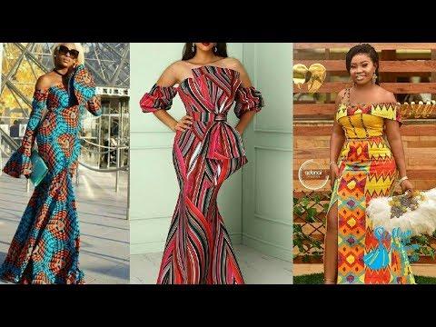 Hottest Ankara/Kente Styles for Fabulous Ladies: 2019 Ankara Style Collection