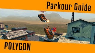 Parkour Guide: Polygon | Tanki Online