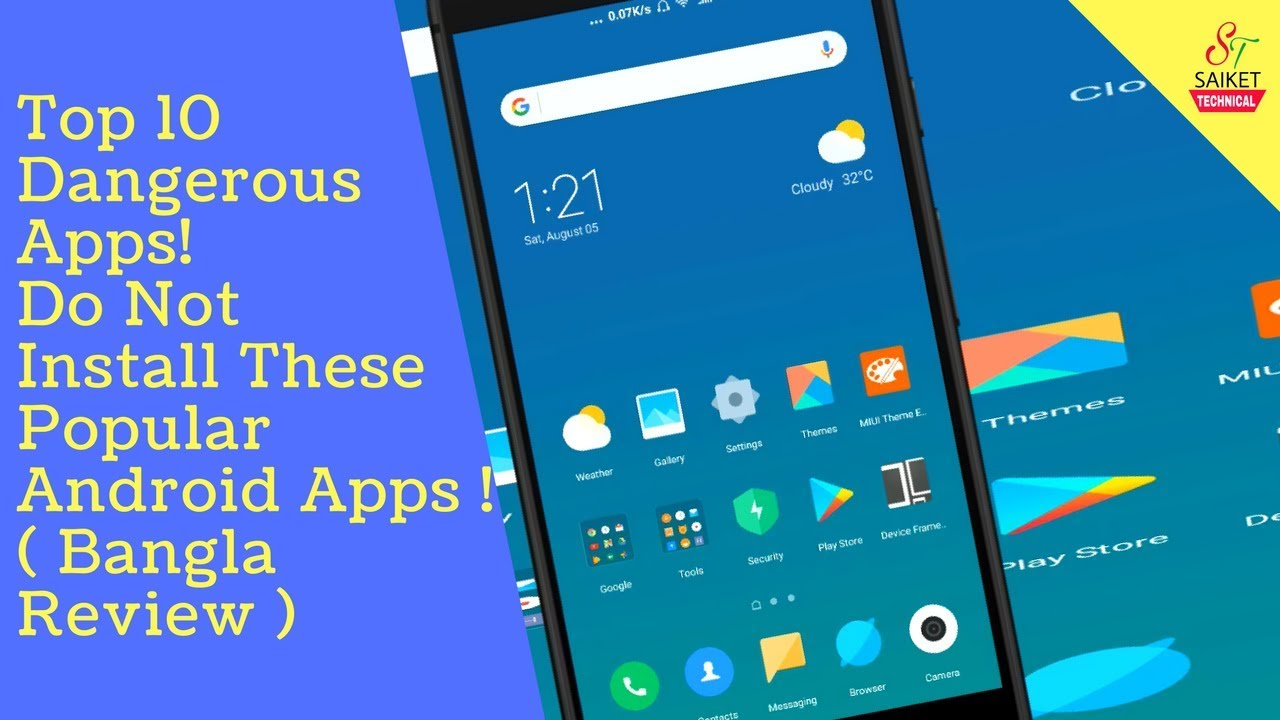 Review Android Apps