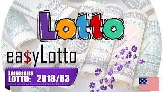 LOUISIANA Lottery winning numbers Oct 17 2018