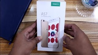 Oppo A57 Unboxing | Oppo F1s Reborn???