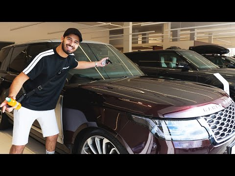 Buying A BRAND NEW Range Rover VOGUE AUTOBIOGRAPHY!!!