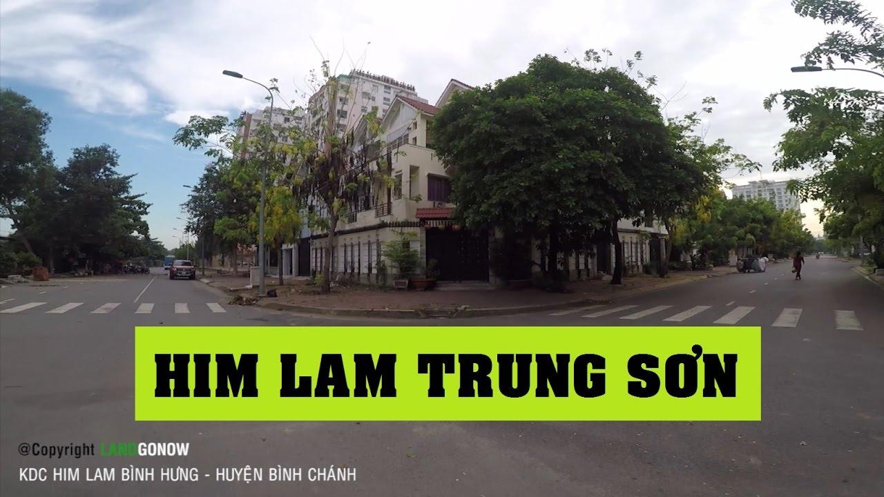 Nhà đất KDC Him Lam Bình Hưng, Nguyễn Văn Linh, Huyện Bình Chánh – Land Go Now ✔