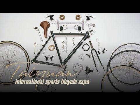 Live: Taiyuan international sports bicycle expo 来太原国际自行车周 看花式自行车表演