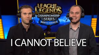 League Casters & What They Are Known For