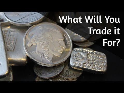 Trading Your SILVER and GOLD for Cheap Assets (Once the System Fails)